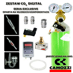 Zestaw CO2 Digital Exclusive