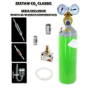 Zestaw CO2 Classic Exclusive