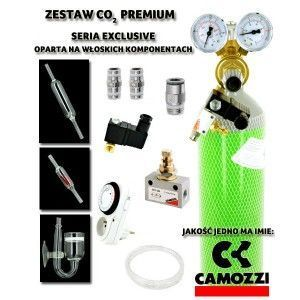 Zestaw CO2 Premium Exclusive