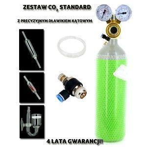 Zestaw CO2 standard