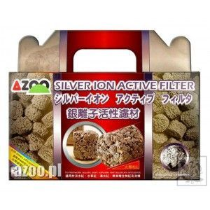 Azoo Silver Ion Active Filter Ball [drobny] [1l]
