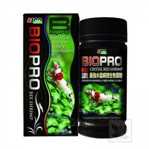 Azoo Crystal Red Shrimp BioPro [100g]