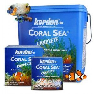 Kordon Coral Sea Complete [0,9kg/25l]