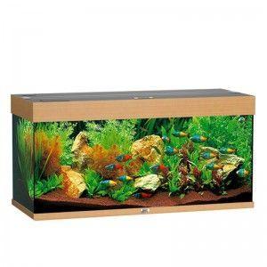 Akwarium Rio 180 T5 jasne drewno Juwel