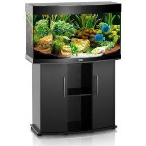 Zestaw akwariowy Vision 180 z szafką kolor czarny Juwel