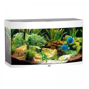 Akwarium z wyposażeniem Vision 180 kolor biały Juwel