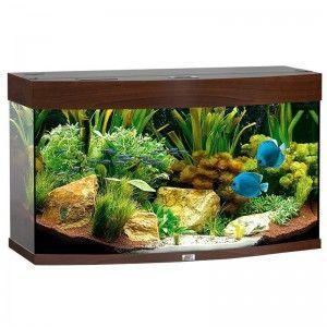 Akwarium z wyposażeniem Vision 180 kolor ciemne drewno Juwel