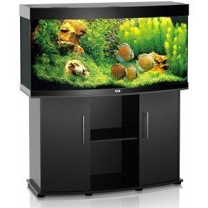 Zestaw akwariowy Vision 260 z szafką kolor czarny Juwel