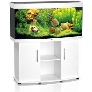 Zestaw akwariowy Vision 260 z szafką kolor biały Juwel