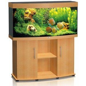 Zestaw akwariowy Vision 260 z szafką kolor buk Juwel