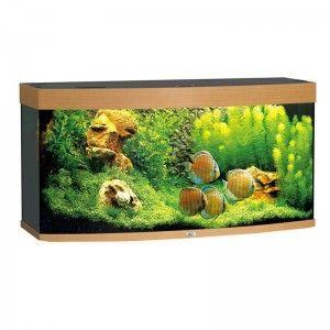 Akwarium z wyposażeniem Vision 260 kolor buk Juwel