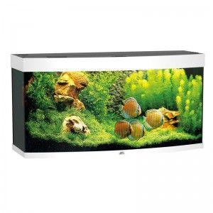 Akwarium z wyposażeniem Vision 260 kolor biały Juwel