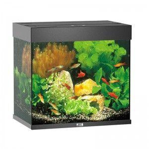 Akwarium z wyposażeniem Lido 120 kolor czarny Juwel