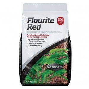 Żwir na bazie glinki Flourite Red 3,5 kg Seachem