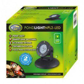 Wodoodporna lampa NPL2-LED Aqua Nova