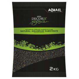Czarny piasek bazaltowy 0,1-0,5 mm, 2 kg Aquael