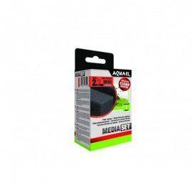 Wkład gąbkowy FAN Mini Plus CARBO (2szt) Aquael
