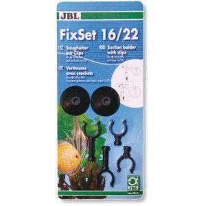 Zestaw przyssawek z uchwytami FixSet 16/22 JBL