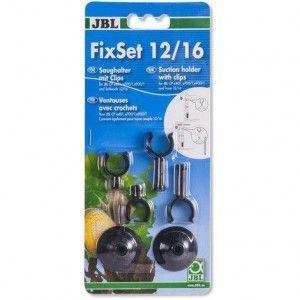 Zestaw przyssawek z uchwytami FixSet 12/16 JBL