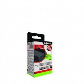 Wkład gąbkowy UNIFILTER 280 CARBO (3szt) Aquael