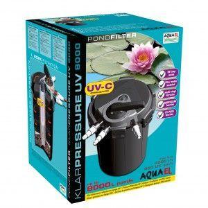 Filtr ciśnieniowy KLARPRESSURE UV 8000 Aquael