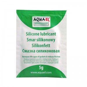 Smar silikonowy do uszczelek saszetka 5g. Aquael
