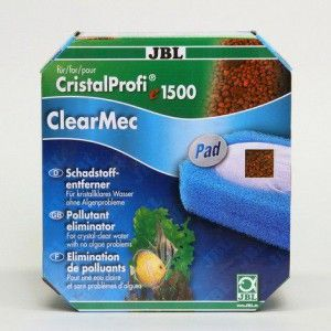 Wkład ClearMec plus Pad 800 ml JBL e1500/1