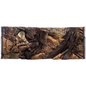 Tło do akwarium 120x50 Korzeń ATG Line