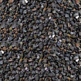 Podłoże Black King 5 kg kolor czarny Aquawild