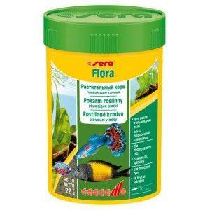 Pokarm roślinny Flora 100ml Sera