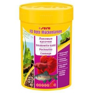 Pokarm FD Bloodworms 100ml Sera