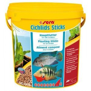 Pokarm Cichlids Sticks 10l Sera
