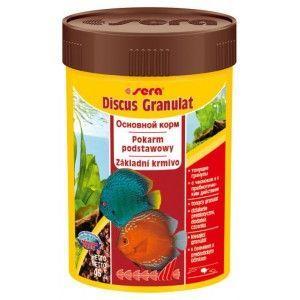 Pokarm podstawowy Discus Granules 100ml Sera