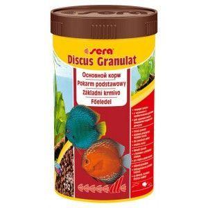 Pokarm podstawowy Discus Granules 250ml Sera