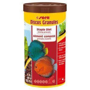 Pokarm podstawowy Discus Granules 1000ml Sera