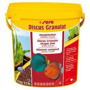 Pokarm podstawowy Discus Granules 4,2kg Sera
