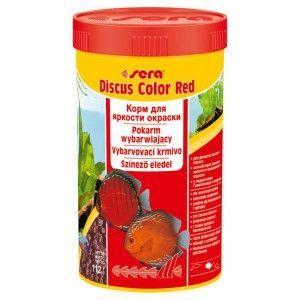 Pokarm wybarwiający Discus Color Red 250ml Sera