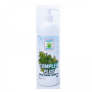 Kompleksowy nawóz COMPLEX PLUS Micro, Macro, Carbo 3w1 200 ml Water Boost