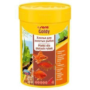 Pokarm Goldy 100ml Sera