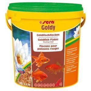 Pokarm Goldy 10l Sera