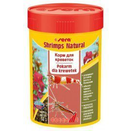 Pokarm podstawowy Shrimps Natural 100ml Sera