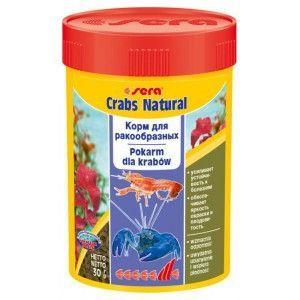 Pokarm podstawowy Crabs Natural 100ml Sera