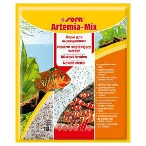 Pokarm Artemia-Mix 18g Sera