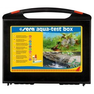 Zestaw Aqua-test box (+Cl) Sera