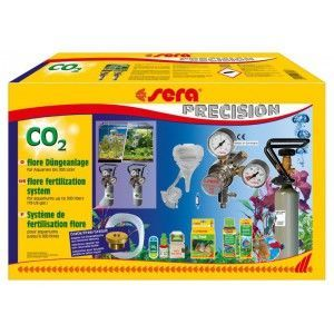 Flore CO2 fertilization system Sera