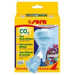 Flore CO2 pressure diffuser Sera