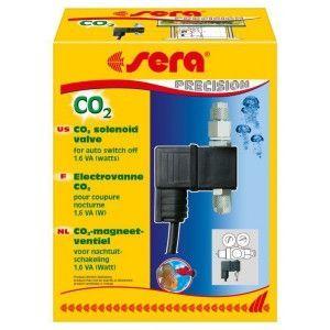 CO2 solenoid valve Sera