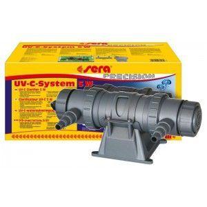 UV-C System 5 W (UV-C Clarifier) Sera