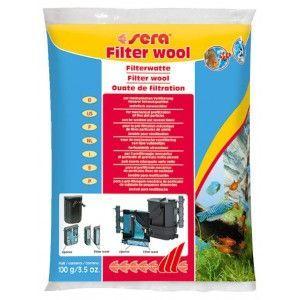 Filter wool 100g Sera