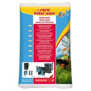 Filter wool 250g Sera